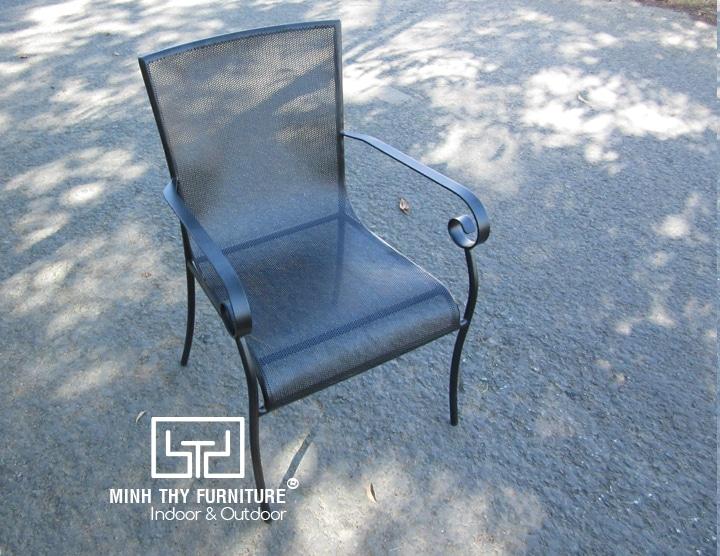 Bàn ghế sắt đẹp chất lượng mang thương hiệu Minh Thy Furniture