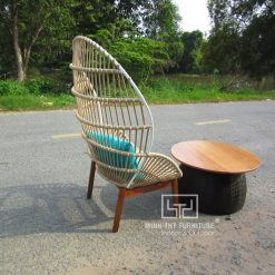 bộ bàn ghế ăn ngoài trời