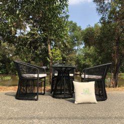 Bàn ghế ban công sân vườn