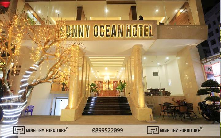 Sunny Ocean Hotel Spa