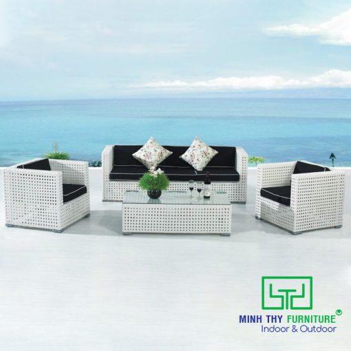 Sofa Mây Nhựa MT1A11