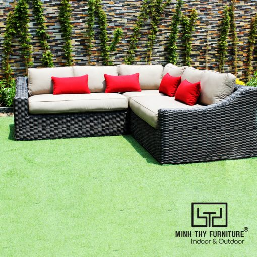Sofa Mây Nhựa MT1A23