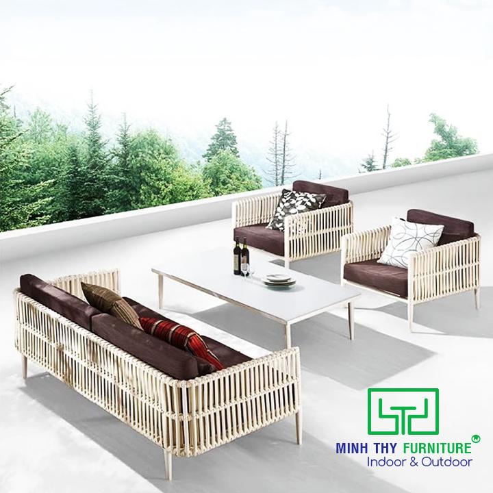 Sofa Mây Nhựa MT1A75