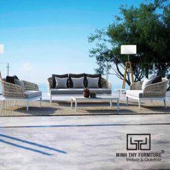 Sofa Mây Nhựa MT1A78