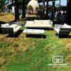 Sofa Mây Nhựa Ngoài Trời MT1A83
