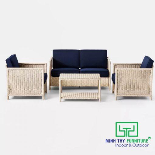 sofa may nhua ngoai troi MT1A87